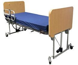Lits d'hôpitaux électriques