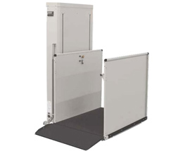 WHEELCHAIR PLATFORM LIFTS