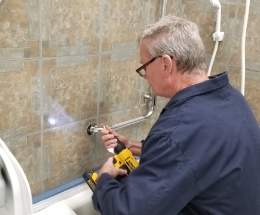 BATHROOM EQUIPMENT INSTALLATIONS & REPAIRS