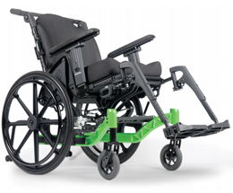 PDG Fuze T50 tilt wheelchair