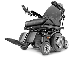 Permobil M300 Electric Wheelchair