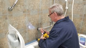 Bathroom Installations and Repairs