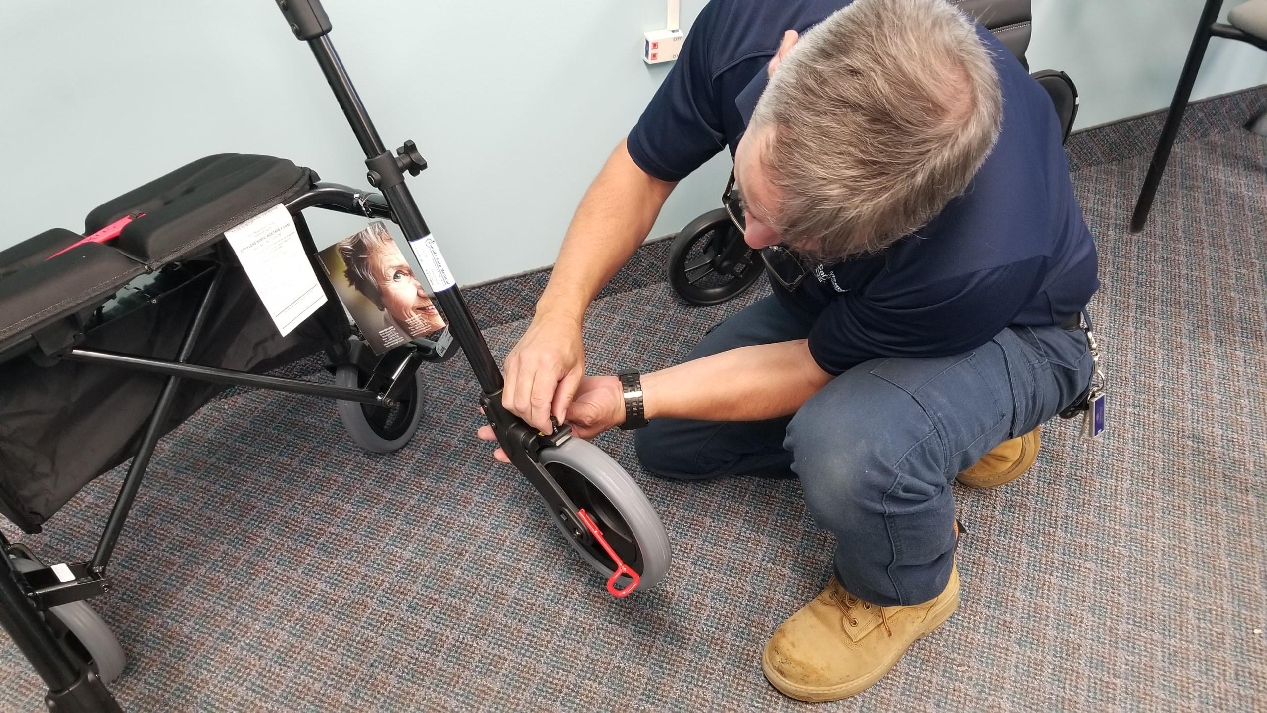 Walker Repairs