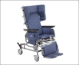 Chaise gériatrique