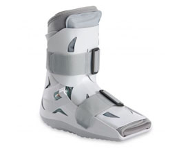 Half Air Cast Boot